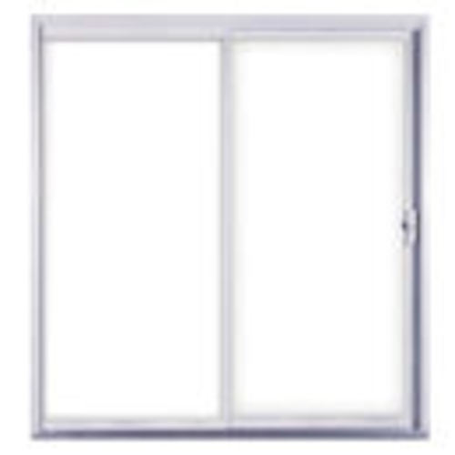 Doors and windows patio doors white aluminum sliding glass patio white aluminum sliding glass patio door 72w x 76h for mobile homes planetlyrics Gallery