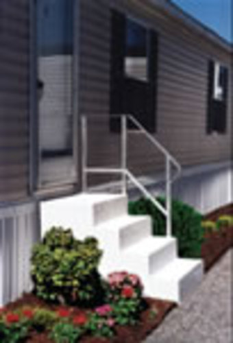 Outdoor Improvements Gt Steps 28 Quot H X 38 Quot D Landing X 38 Quot W