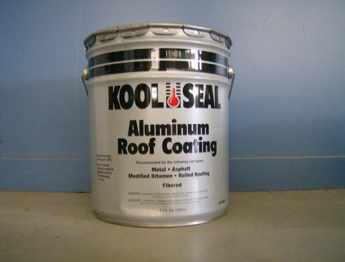 Aluminum Roof Coating For Mobile Home 12 300 About Roof