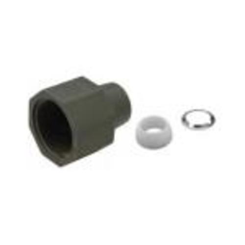 Plumbing Gt Quest Fittings Qest Nut Ring Amp Cone For