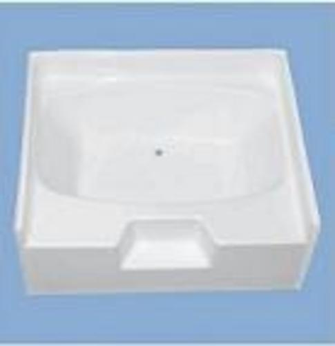 Bath tubs baymont 45x54 garden tub w step for mobile homes for Bathtubs for manufactured homes
