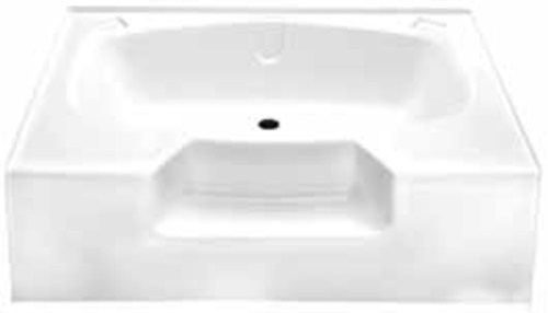 Bath Tubs Better Bath 48 X 60 Heavy Gauge Abs Garden Tub