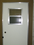 Mobile Home Outswing Door-Slider  Window-(white outside & white inside) for mobile homes